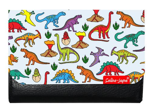 Selina-Jayne Dinosaurs Limited Edition Designer Small Purse